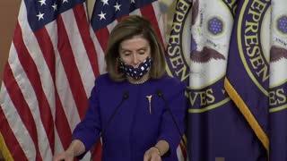 Nancy Pelosi and the 25th Amendment