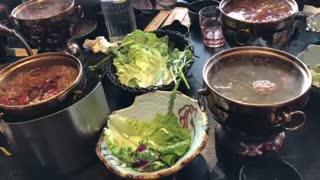 Hot Pot in Shanghai