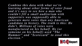 Voter Fraud in Switching
