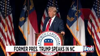 President Trump's FULL Speech From North Carolina! 6-5-21