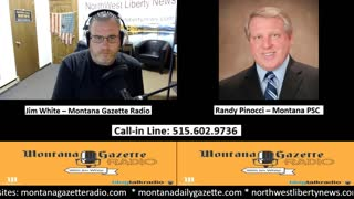 Montana Gazette Radio Live – News and Legislative Updates - 4.12.2021