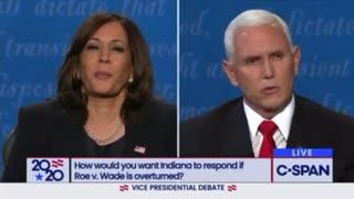 Vice Presidential Debate 2020 Part 3