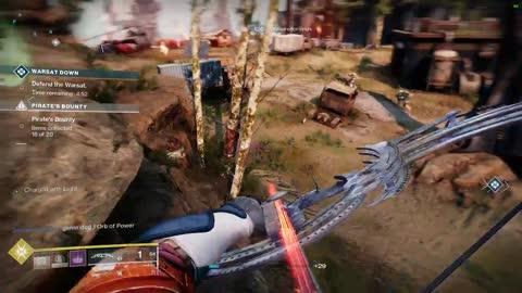 Beyond Light The Technocrat Boss Fight & Destiny 2 Live Stream Mar 13, 2021 2340