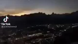 Alien invasion in Jerusalem 2021