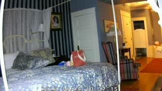 Missouri Paranormal Association - Walnut Street Inn - Door opens and closes by itself