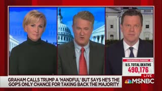 Joe Scarborough mocks Lindsey Graham