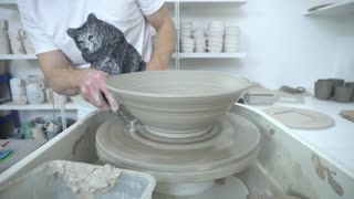 Making a Nautilus Bowl from start to finish
