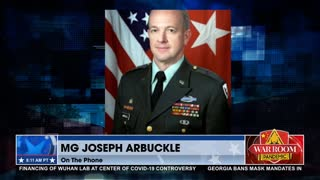 Gen. Arbuckle: 'We're Being Taken Over Without a Shot Being Fired'