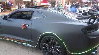 Chevy Stealth Car Vengeance Racing