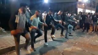 DANZA TURCA / TURKISH DANCE /