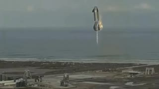 SpaceX Starship SN10 explodes shortly after landing