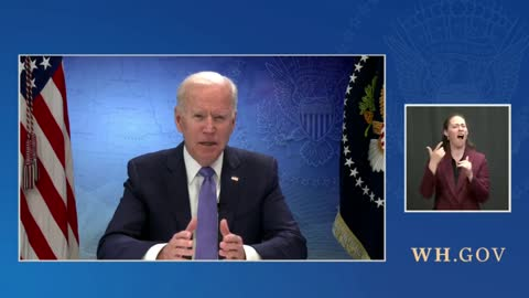Despite Intense Focus, Joe Biden Struggles to Read Teleprompter Correctly