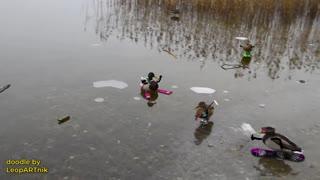 Winter Olympics - Duck Games