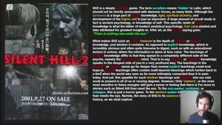 A Mystery School Video, Silent Hill 💕