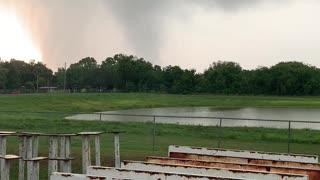 Watching a Tornado Form