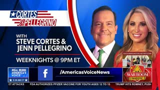 Steve Cortes Previews New Newsmax Show, Says the 'Populist Can Win'