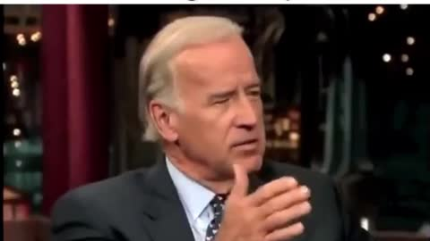 """Biden Admits Getting Arrested For """"Storming The Capitol""""..."""
