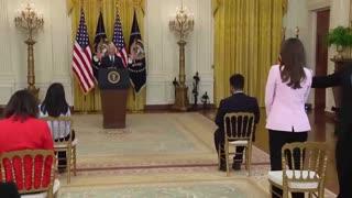 011 Joe Biden Reporter asks If Not on Filibuster