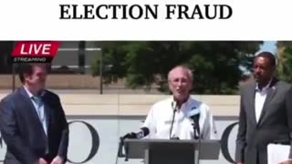 Georgia Election Fraud Is Being Revealed. 𝓣𝓱𝓮 𝓢𝓽𝓸𝓻𝓶 𝓘𝓼 𝓗𝓮𝓻𝓮