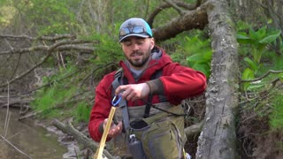 FLY FISHING Pennsylvania! - Small Stream Trout Fishing