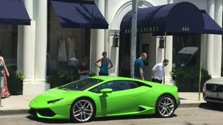 Lamborghini in Las Vegas