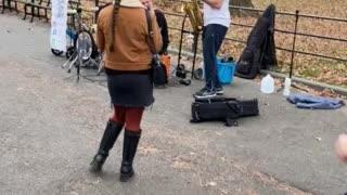 Central Park music
