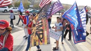Southern California Trump Rally @ Santa Ana (12-6-2020)