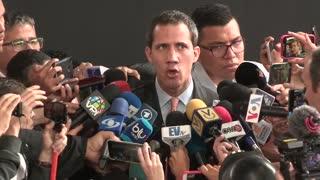 Guaidó denuncia dictadura de Maduro