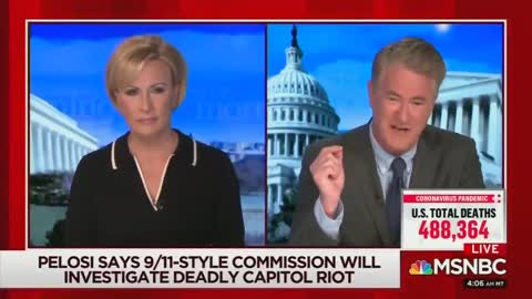 Joe Scarborough: I'm Not Going To Confuse A Taco Stand w/ The US Capitol | The Washington Pundit
