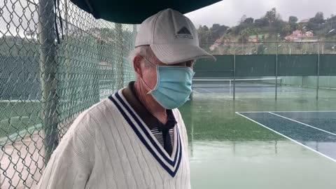 "The ""Great"" Bob Greenspan Tennis Player"