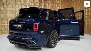 The Baddest Bentley Truck Ever