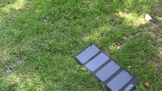 Portable Motorcycle Solar Panels