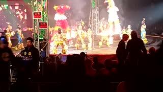 Dancing under Fire