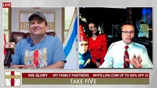 Take FiVe: Clay Clark Reopen America - Tampa Revival