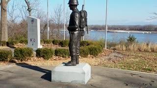 Bulge veterans Memorial