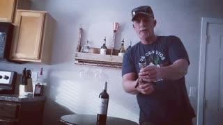 Best way to open a wine bottle.