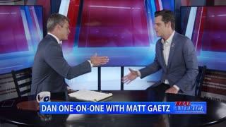 Real America - Dan W/ Rep. Matt Gaetz (July 16, 2021)