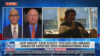 Stacey Abrams Is Focusing on the White House?