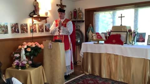 "Pentecost Sunday, 2021 ""Come, Holy Ghost!"" (PA) Live Mass"