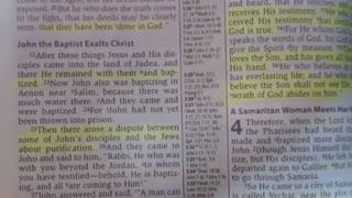John 3 22-36 - 4-17-2021 - Jarrin Jackson