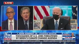 John Kennedy to John Kerry: Put Down the Bong