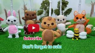 School supplies song - Educational song for kids for educational