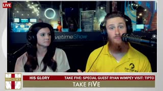 His GloryTake FiVe: Special Guest Ryan Wimpy