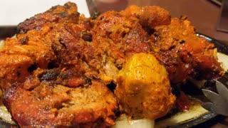 Tandoori chicken Indian style