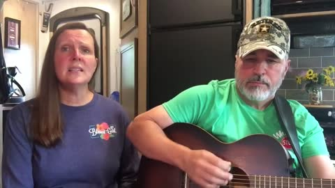 Travelin' Soldier - Bruce Robison - Cover