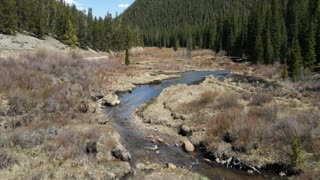 """Rocky Mountain """"High Country"""" Stream"""