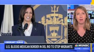 MSNBC turns on Kamala!