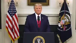 The most Important Speech from President Trump.