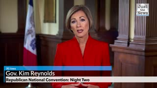 Republican National Convention, Kim Reynolds Full Remarks