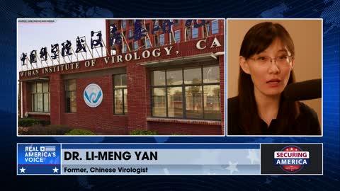 Securing America with Dr. Li-Meng Yan Pt.2 - 09.03.21